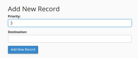 Tampilan Filed Prioritas Bilangan